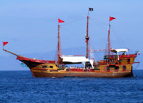 Marigalante Pirate Ship