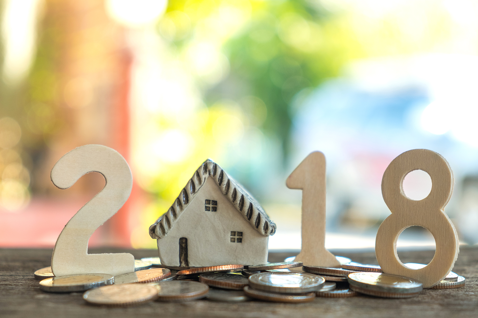 2018 Predicts Booming Real Estate